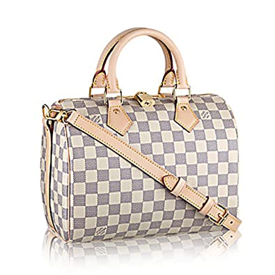 8f1d85cab637 Authentic Louis Vuitton Speedy Bandoulière 25 Cross Body Leather Handles Bag  Article  N41374  Handbags  Amazon.com