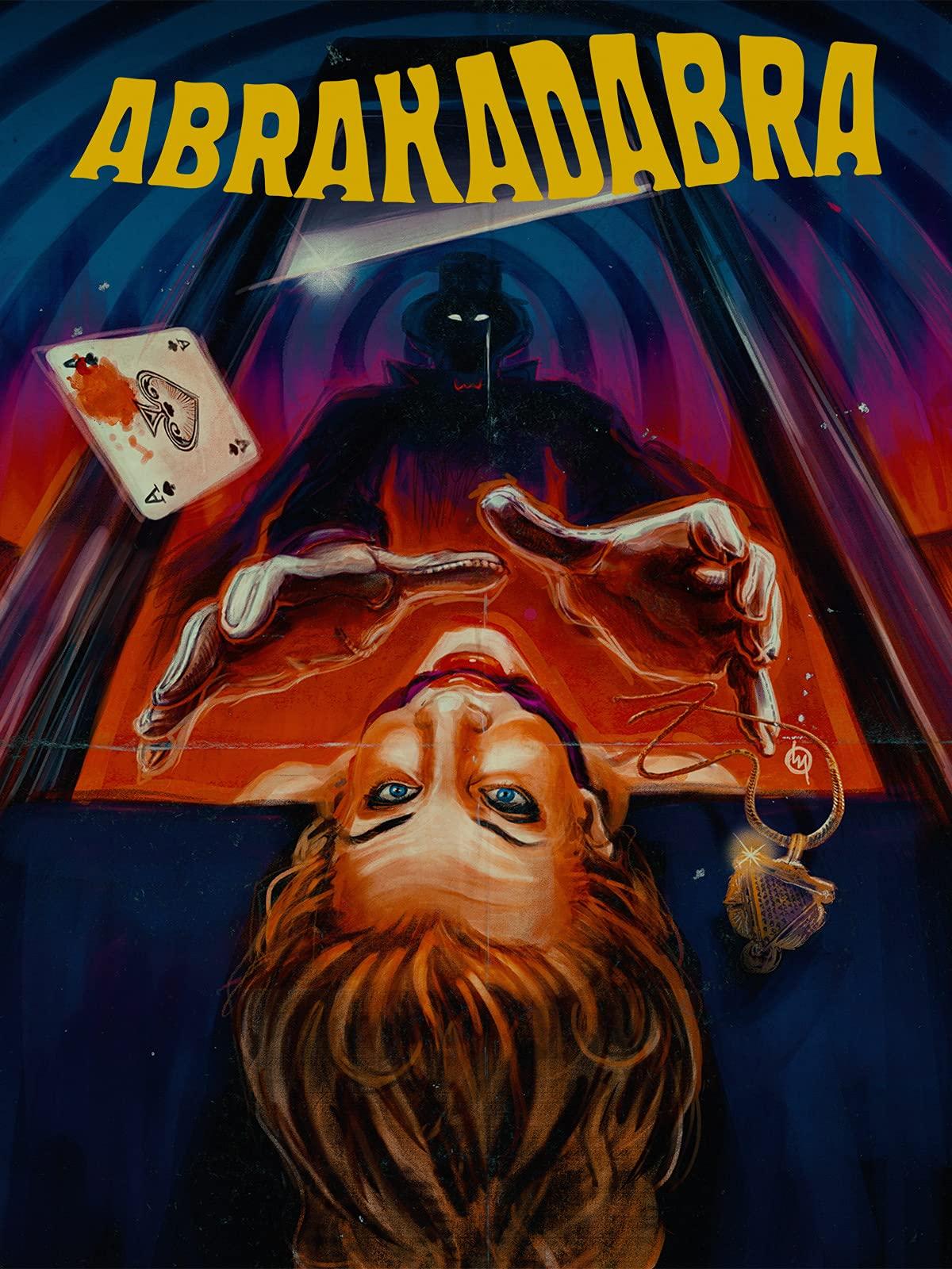 Abrakadabra on Amazon Prime Video UK