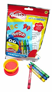 play-doh mini Coloring Activity set