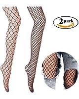 LOTUYACY Womens Girls Sexy Casual Fishnet Mesh Short Ankle Socks