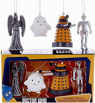 Doctor Who Mini Ornament Gift Set