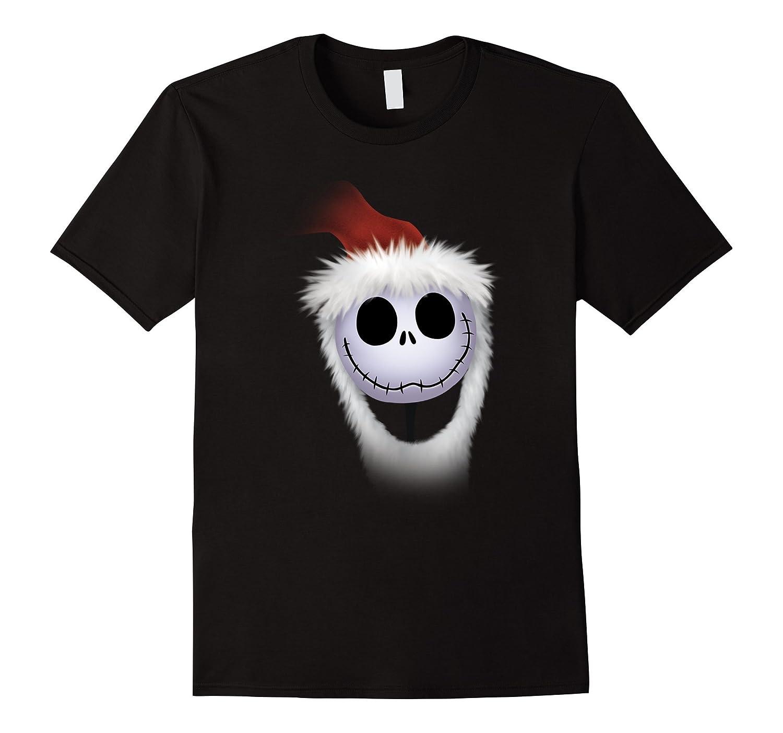 Disney Nightmare Before Christmas Santa Jack T Shirt-TJ – theteejob