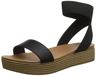 uk availability dirt cheap temperament shoes New Look Women's Float Elastic Open Toe Sandals