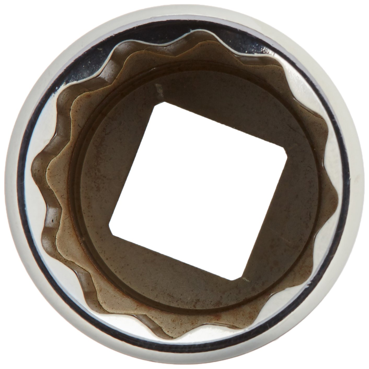 Williams STM-1223 1//2 Drive Shallow Socket 23mm JH Williams Tool Group 12 Point