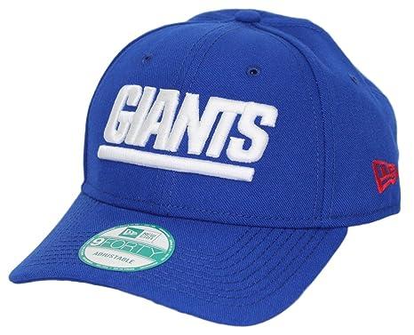 b8fe8e0107cab Amazon.com   New York Giants New Era 9Forty NFL