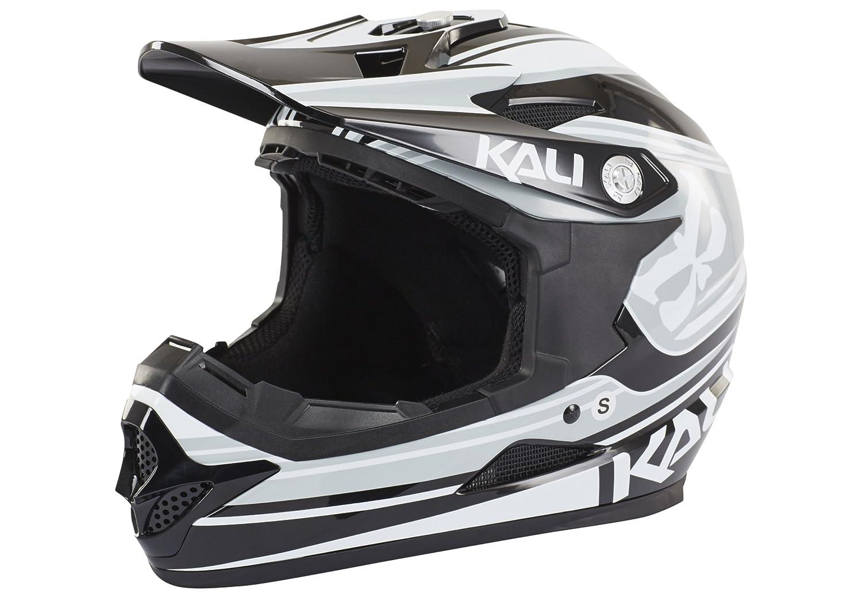 Kali Naka DH Helm Slash ABS Shell - Grau schwarz