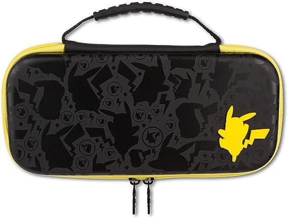 PowerA - Estuche protector para Pokémon Pikachu Silhouette (Nintendo Switch): Amazon.es: Videojuegos