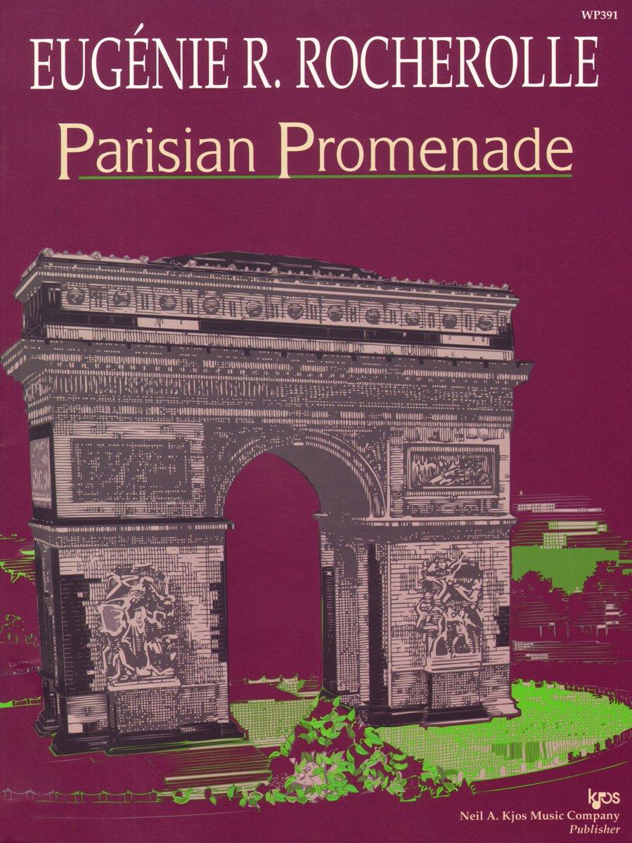 Download WP391 - Parisian Promenade pdf
