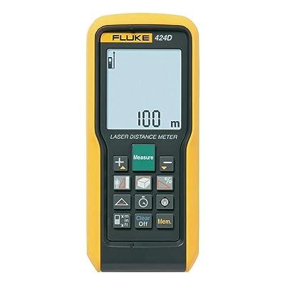 Fluke 424D Laser Distance Meter Review