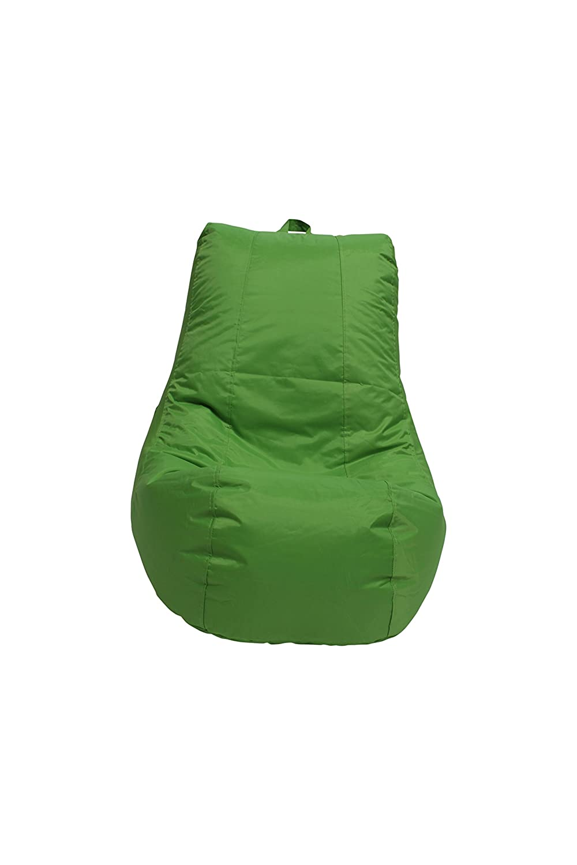 Bean Bag Indoor Beanbag Outdoor Garden Recliner Cushion Kids Chair Lime Green Home and Garden Products Ltd