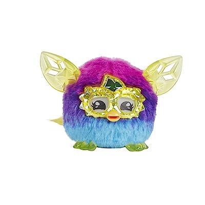 Furby Furblings Creature Plush, Pink/Blue: Toys & Games