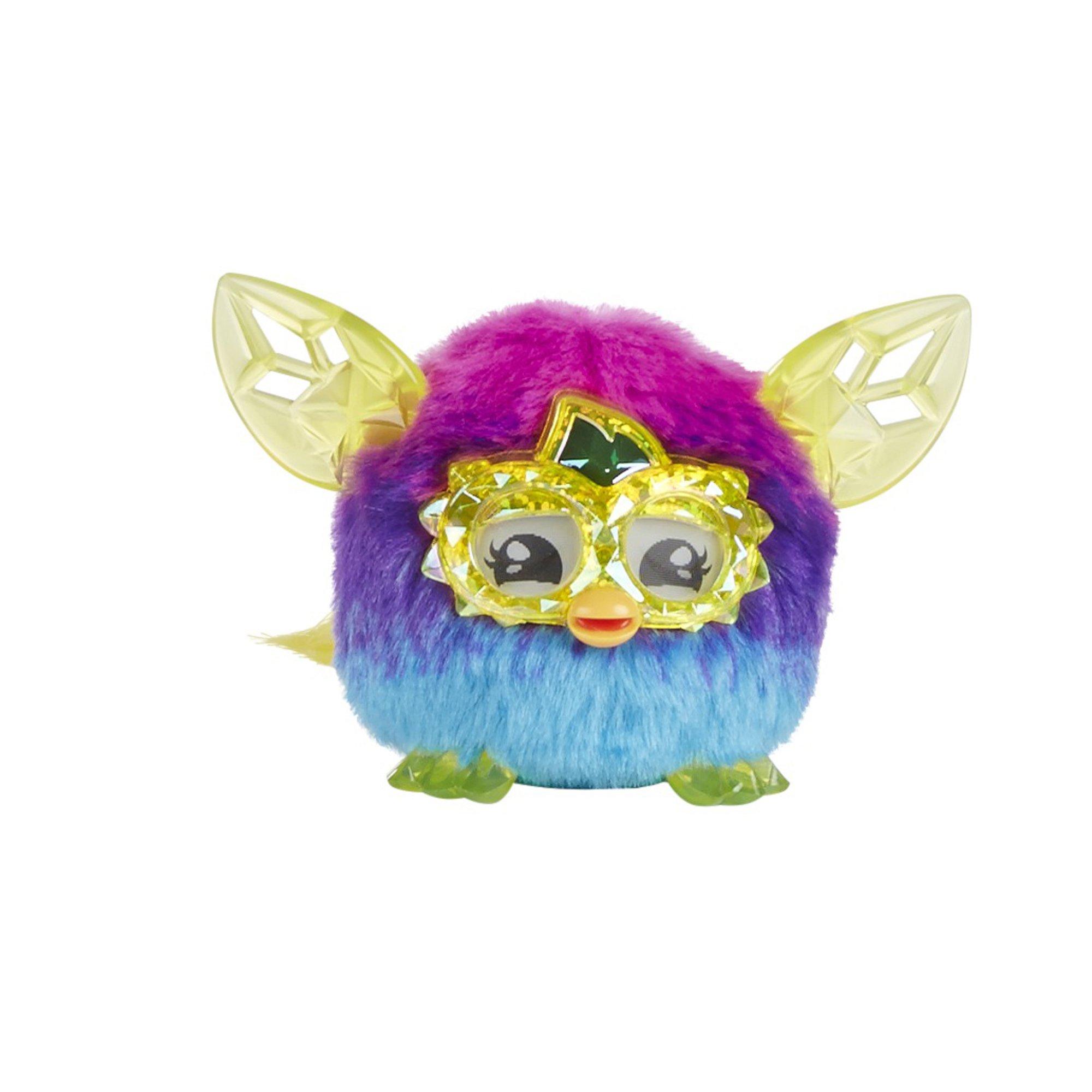 Furby Furblings Creature Plush, Pink/Blue