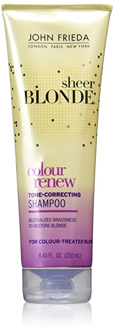 best color renew shampoo for blondes