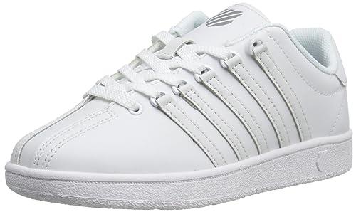 M big Shoe Swiss Tennis K Classic Kid 5 Vintage Gs whitewhite 5 XHwpYqP