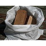 "100 x Woven Polypropylene Rubble Builder Sacks Bags 22 x 33"""