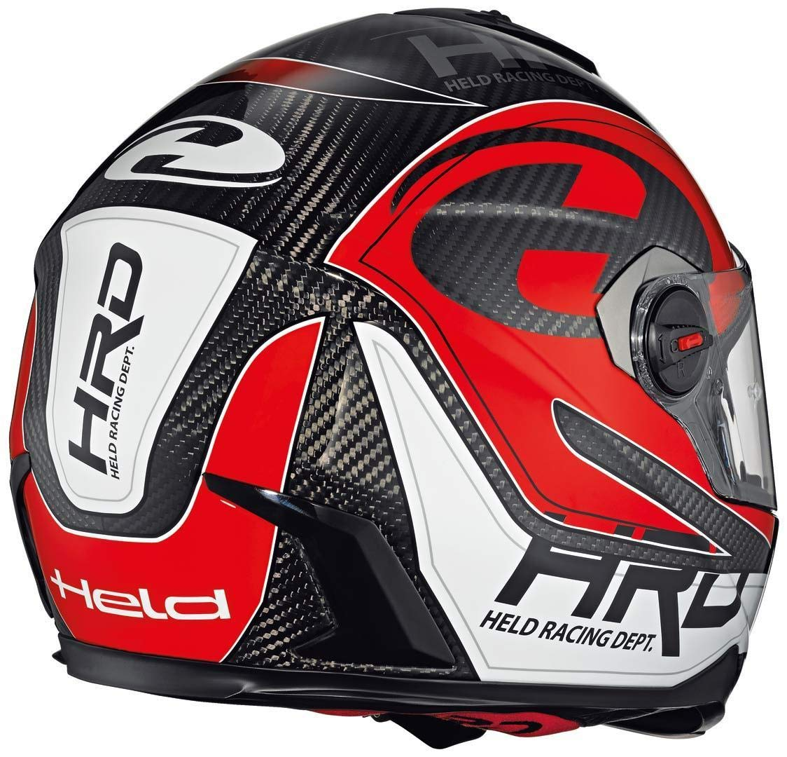 Held MASUDA Carbon Casco Integral negro Talla:extra-large: Amazon.es: Deportes y aire libre