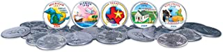 product image for 2004 Colorized Statehood Quarters