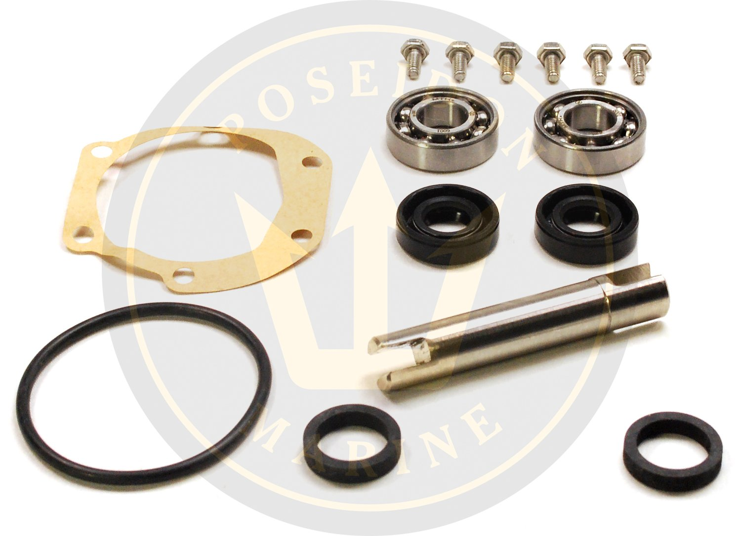 Water pump repair kit for Volvo Penta MD3 MD17 AQ115 AQ130