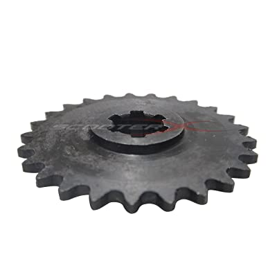 Scooterx 25 Tooth Sprocket for Gas Scooter, Pocket Bike, Mini Chopper, Gas Skateboard [4502] : Sports Scooter Parts : Sports & Outdoors