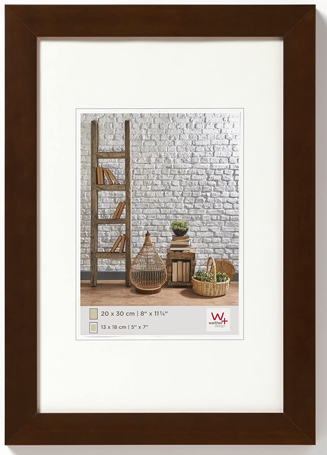 walther design TA070M Natura wooden picture frame, 19.75 x 27.50 ...