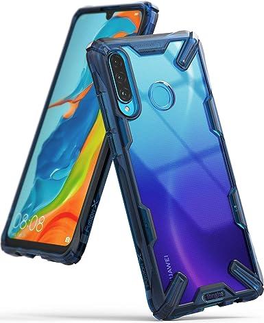 Amazon.com: Ringke Fusion-X - Funda para Huawei P30 Lite ...