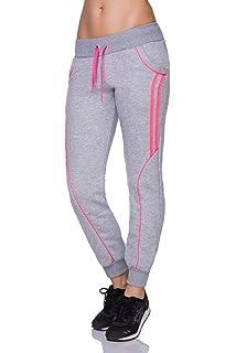 Womens Full Length Gym Leggings Seamless Stretch Yoga Mid Rise Size S-XL FG3481