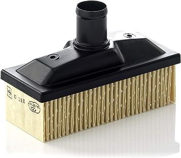 Original Mann Filter Luftfilter C 118 Für Pkw Auto