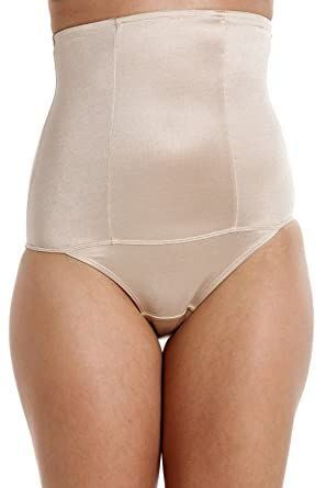 a849fcf9247c Camille Womens Ladies Shapewear Beige High Leg Briefs: Camille ...