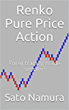 Renko Pure Price Action: Forex trading made simpler! (Renko Charting Book 1)