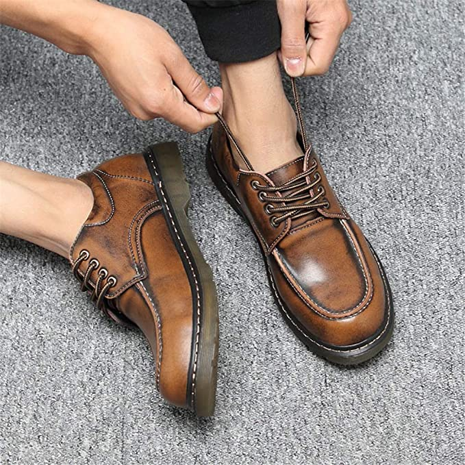 Shoes2018 Oxford Da Uomo Fang PrimaveraestateScarpe Chic EDIW29YH