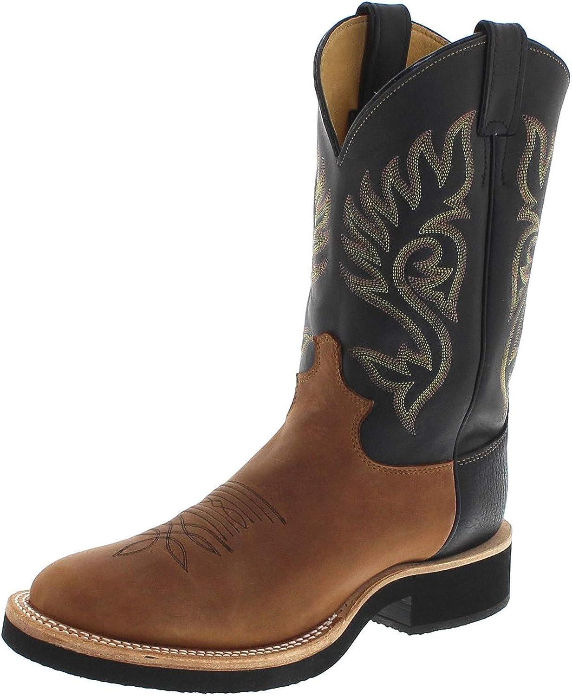 Il sadness forget  Justin Boots 5008 EE - Stivali da cowboy, da uomo, in pelle, colore:  marrone, Marrone (Caffè largo uovo.), 42 EU XX-Weit: Amazon.it: Scarpe e  borse