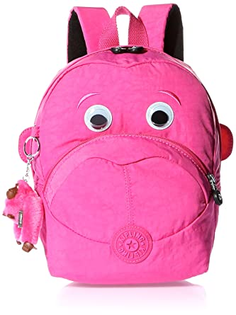 Amazon.com | Kipling Fast Toddlers (Very Small) Backpack Carmine Pink | Kids Backpacks