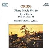 Grieg: Piano Music, Vol. 10