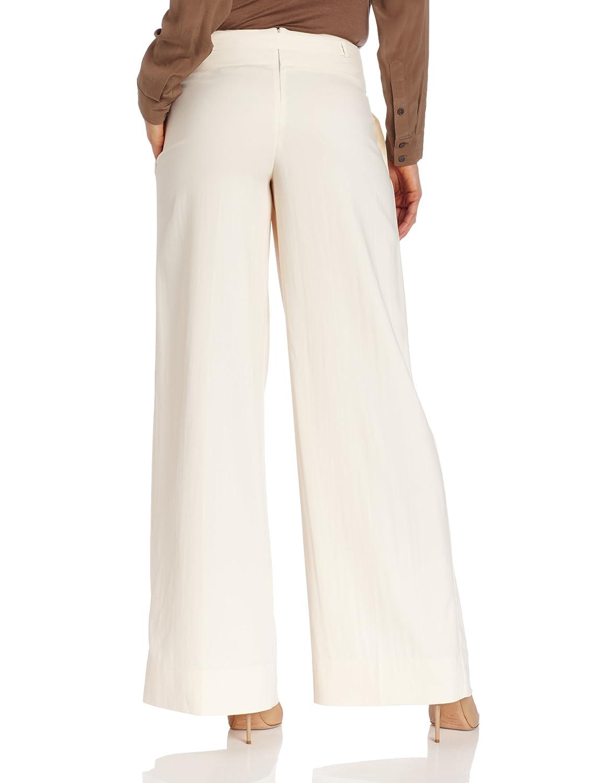 Robert Rodriguez Womens Techno Crepe Fluid Pant Robert Rodriguez Women/'s Collection R1302P40