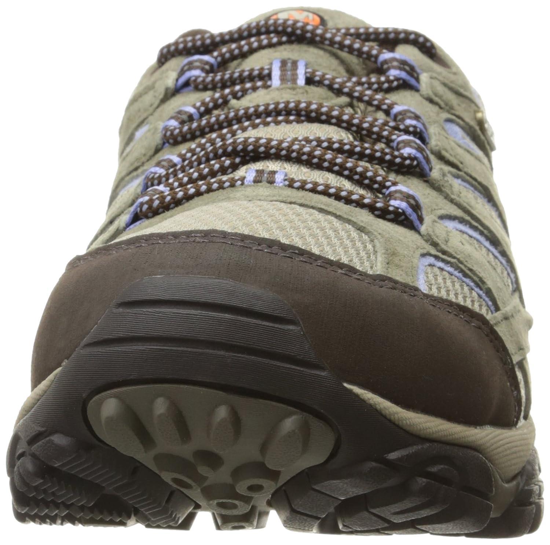 Scarpa da trekking per uomo Moab 2 Vent, grigio antracite, 12 W US