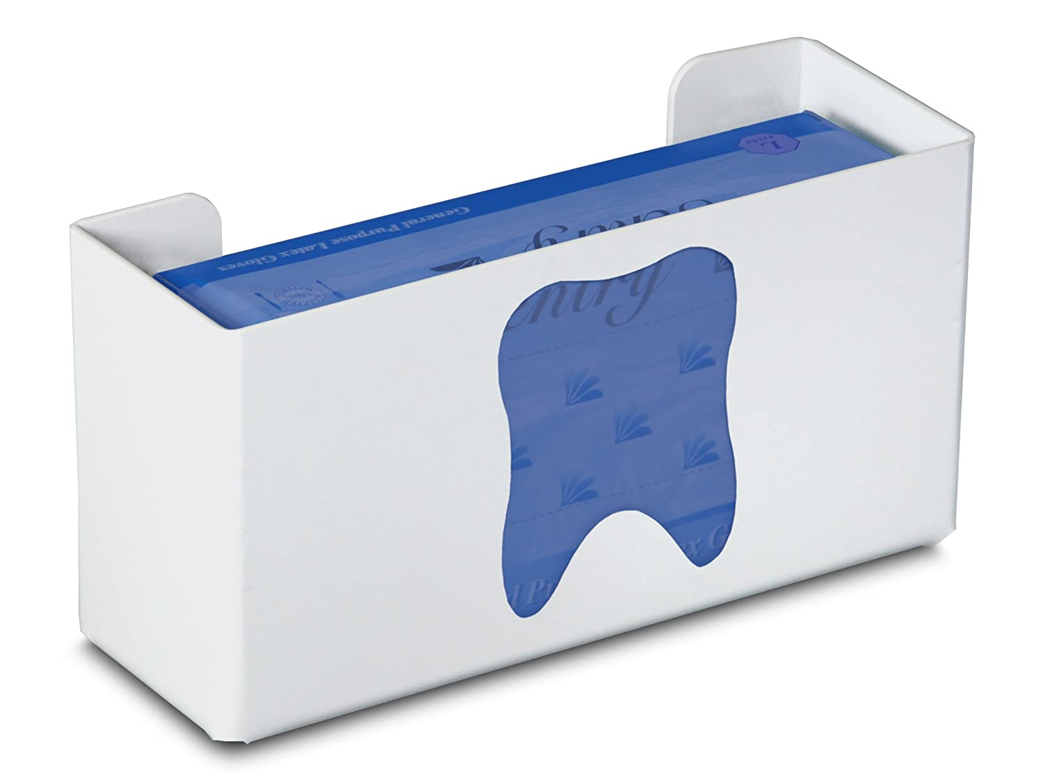 TrippNT 51053 Priced Right Single Glove Box Holder with Tooth, 11' Width x 6' Height x 4' Depth 11 Width x 6 Height x 4 Depth
