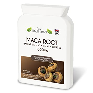 Maca Powder:  Perfect Food For Hormone Imbalance Anxiety Energy Sleep And Libido