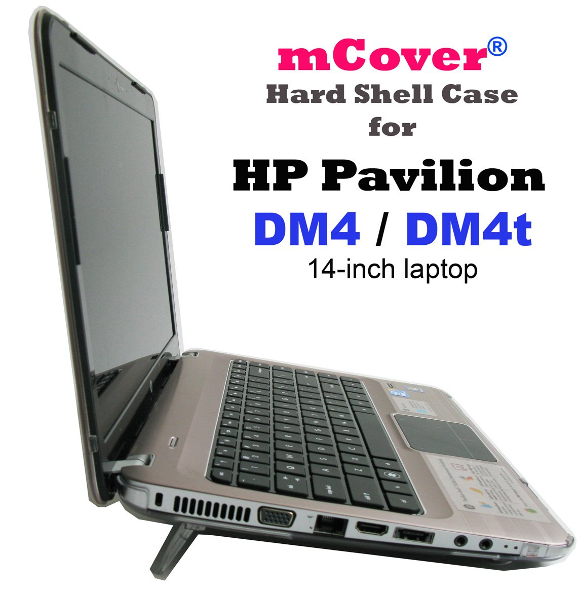 Amazon.com: mCover Hard Shell Cover Case for HP Pavilion 14 ...