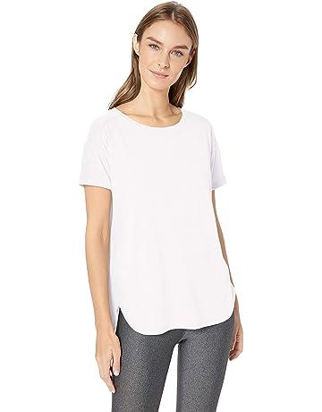 b1e86ce919ab92 Amazon Essentials Women s Studio Relaxed-Fit Crewneck T-Shirt