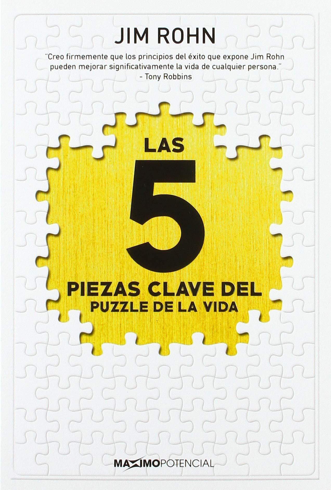 Las 5 piezas clave del puzzle de la vida: Amazon.es: Rohn ...