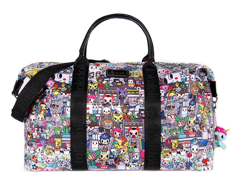 Tokidoki Airport Jetsetter Duffel Handbag
