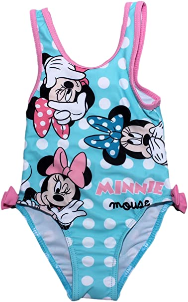 8dfd427dc2177 Amazon.com: Minnie Mouse Baby Swimming Costume Set - Spring Summer  Collection: Clothing