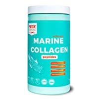 Marine Collagen Peptides (10.6oz) - 9g Protein, 18 Total Amino Acids - from Whitefish...