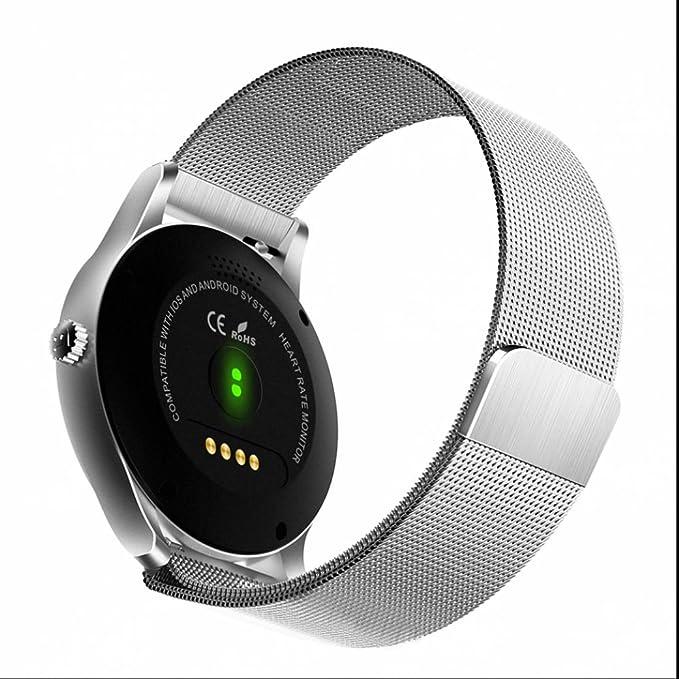 Smart Watch Reloj de pulsera teléfono móvil reloj Smart Watches ...