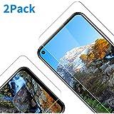 Protector De Pantalla para Huawei Honor 20/20 Pro, Ultra Cristal Vidrio Templado 9H Dureza 3D Touch Compatible para Honor 20/20 Pro, 2 Unidades