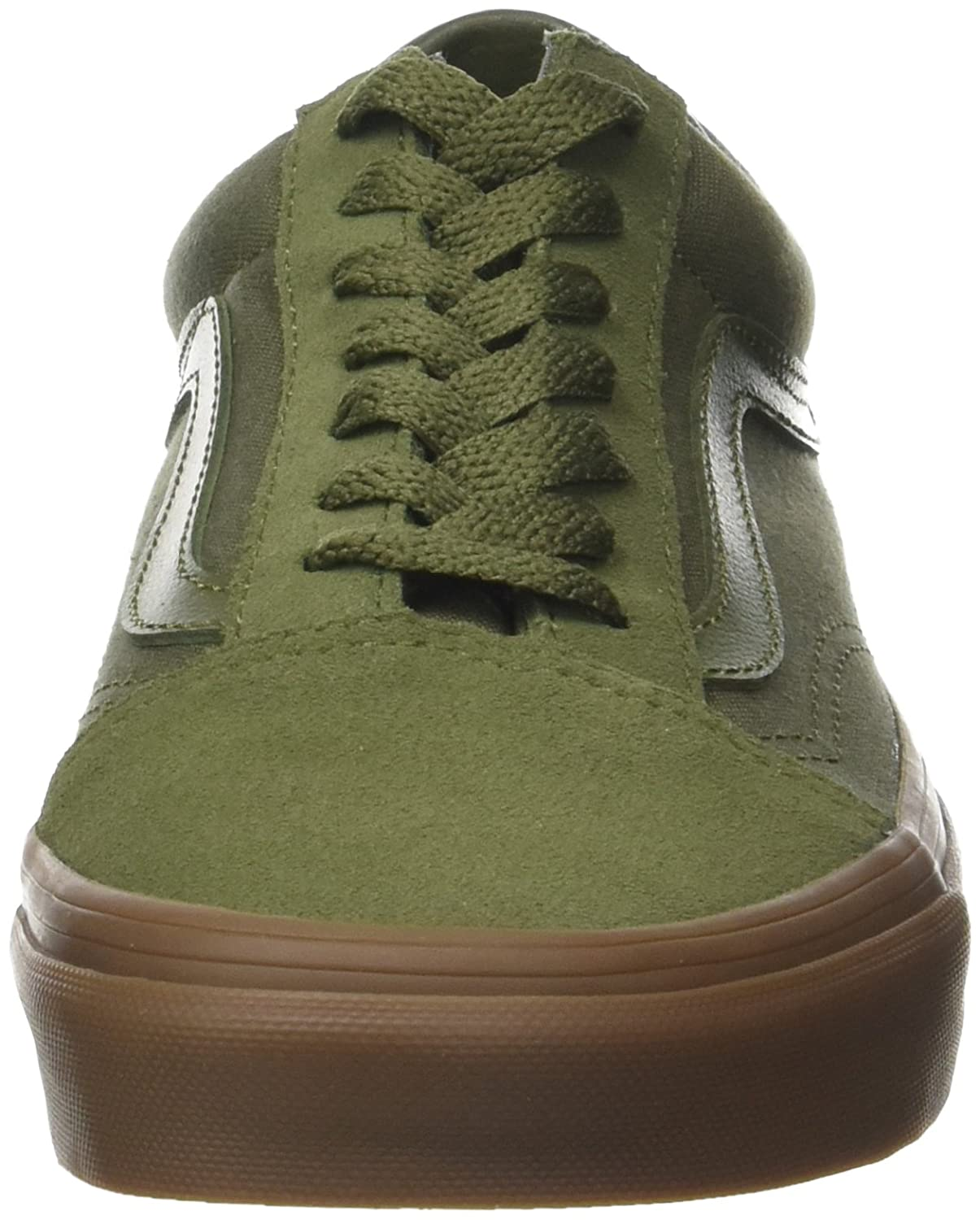 db27a85c Vans Unisex Adults' Old Skool Suede Trainers