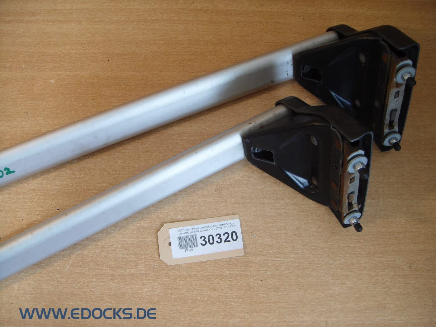 Roof Bar Roof Rack With Roof Rails Roof Bars Opel Combo C Auto
