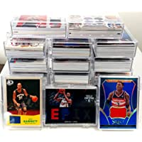 NBA National Basketball Association Cards Lot Of 10 With Each Card A Game Used Relic… photo