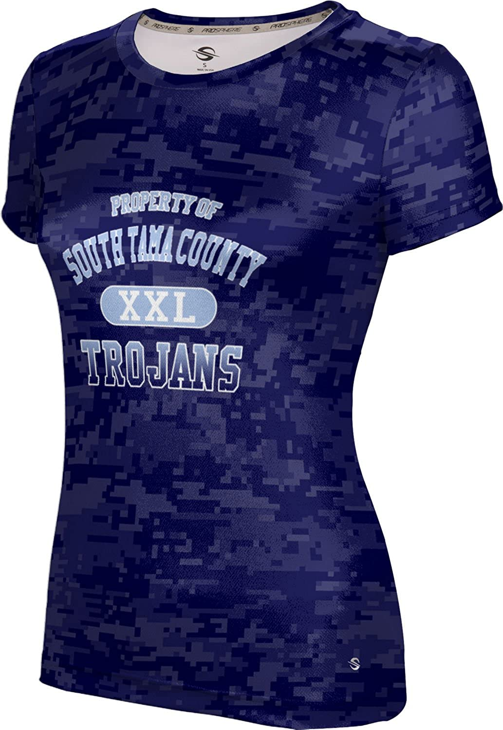 ProSphere Women's South Tama County High School Digital Tech Tee
