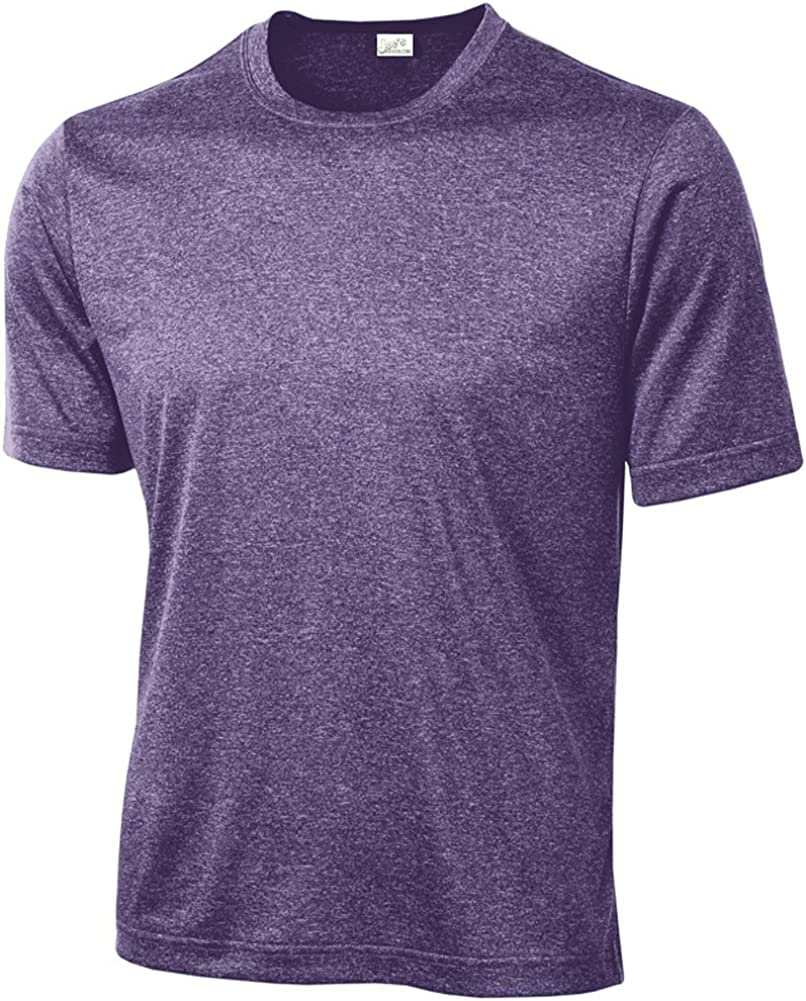 Mens New look plum coloured T-shirt sizes L /& XL new with tags